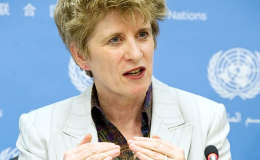 Kate Gilmore | Deputy Executive Director (Programme), UNFPA